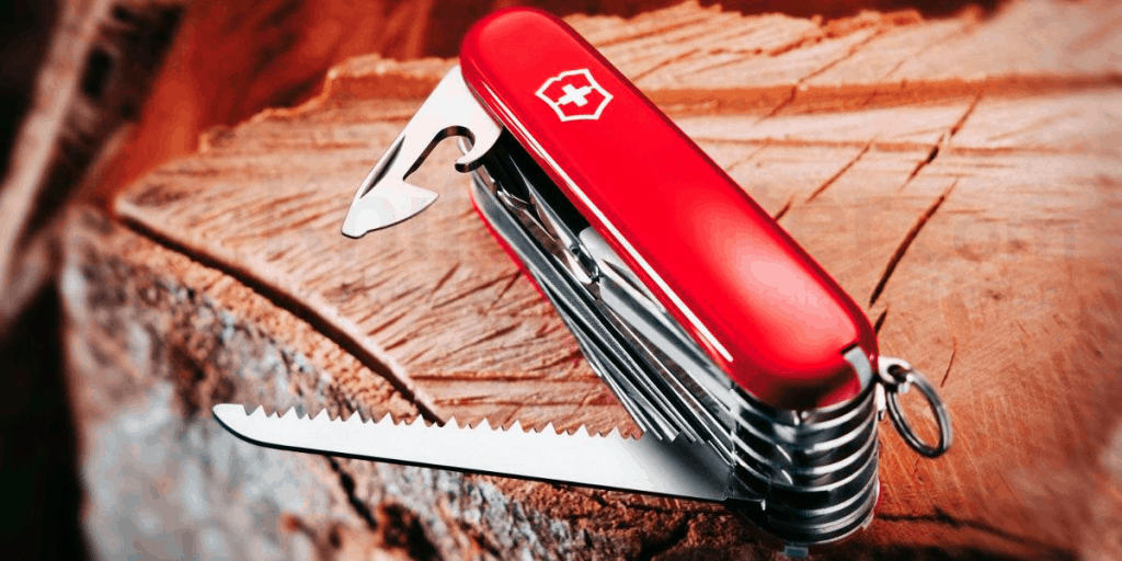 Canivete Victorinox SwissChamp