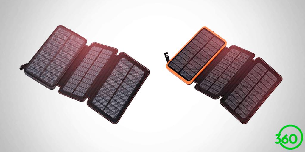 Carregador Solar Addtop