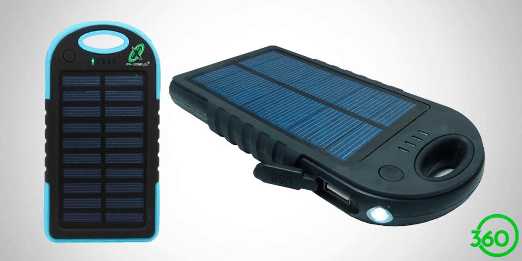 Carregamento Solar Vipbrazil