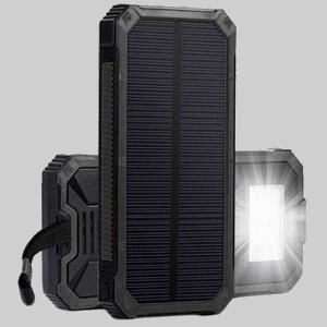 Carregador Solar Quanta