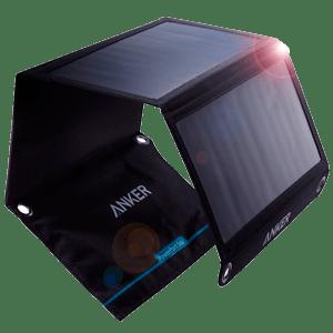Carregador solar anker