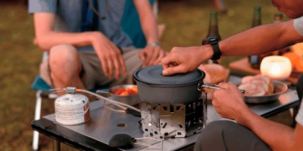 Os 6 Melhores Fogareiros para Camping em 2021