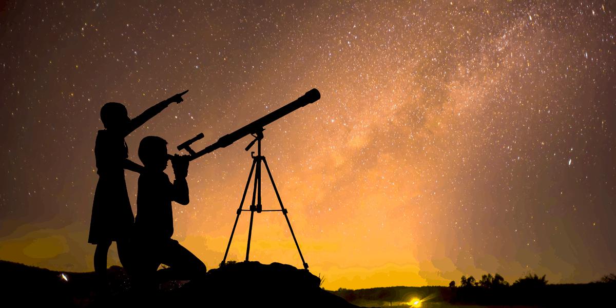 Melhor-Telescópio