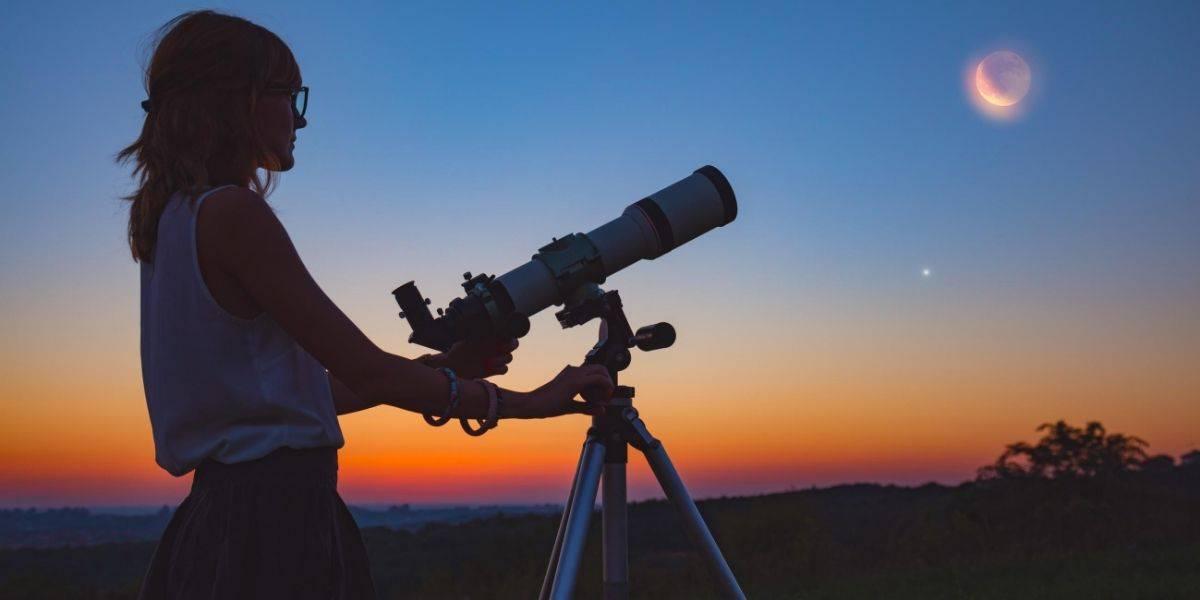 os melhores telescópios