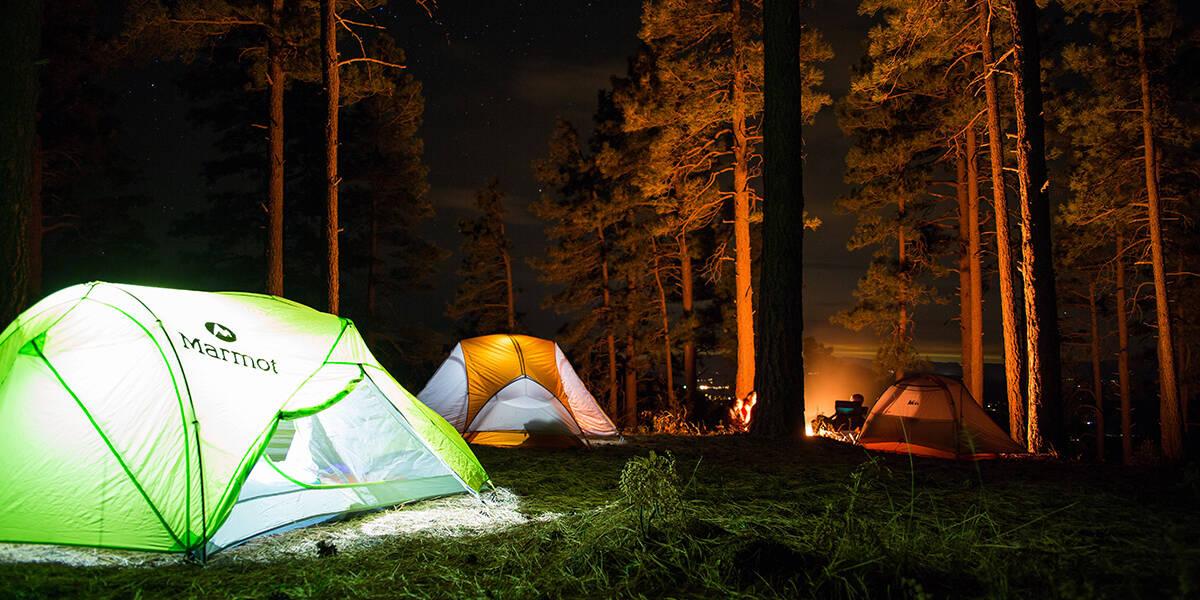 Locais-para-acampamento