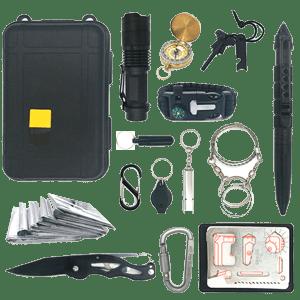 Kit de Sobrevivência Multifuncional