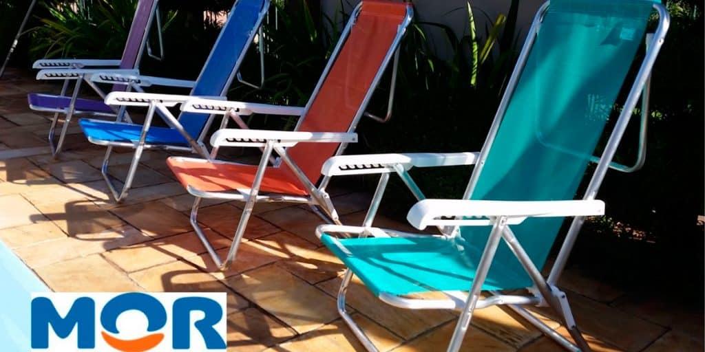 Cadeira de Praia Reclinável Barata