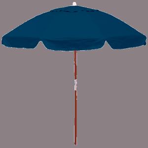 Guarda-sol de Madeira Tradicional