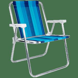 Cadeira de Praia Tradicional