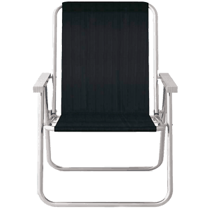 Cadeira de Praia Confortável