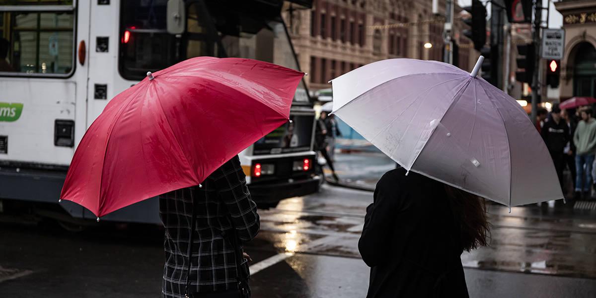 Melhor guarda chuva