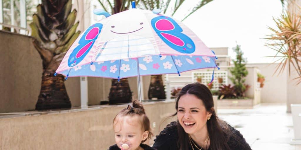 Melhor Guarda Chuva para Crianças
