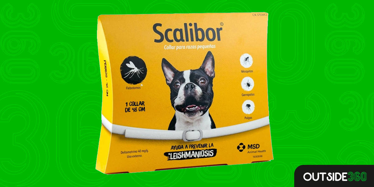 Coleira Antipulgas para Cães Pequenos Boa e Barata
