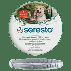 Melhor Coleira Antipulgas para Cães Pequenos
