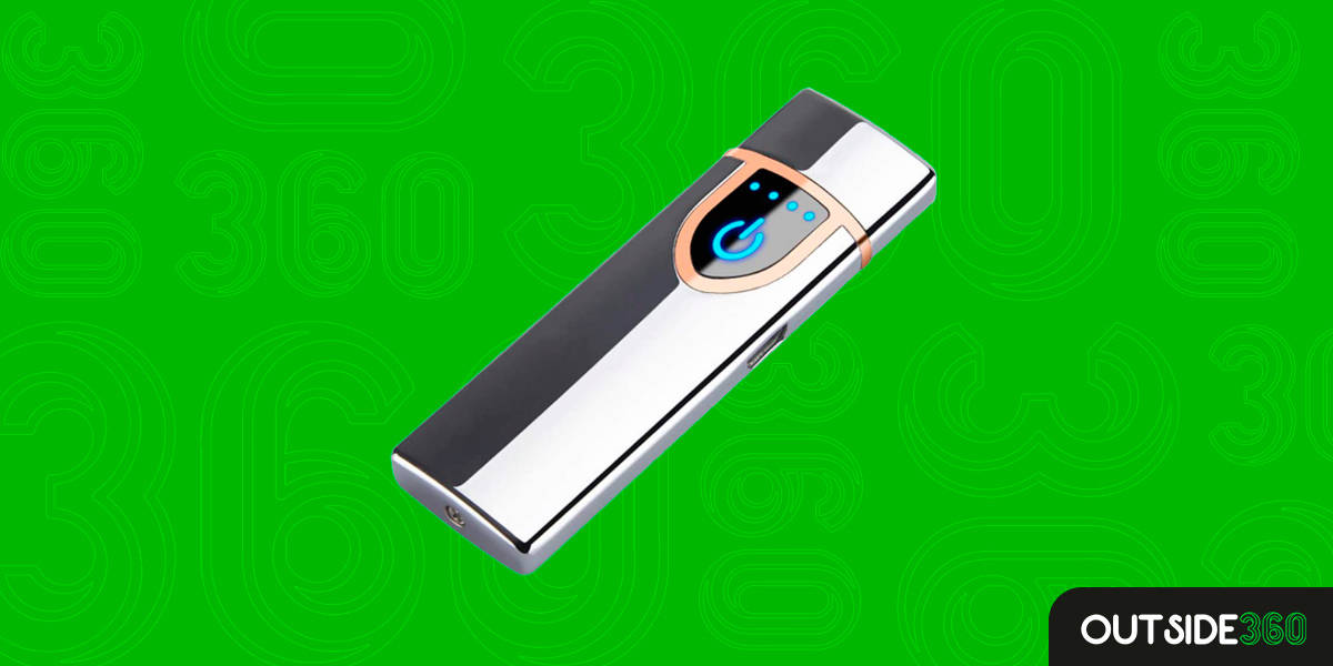 Isqueiro Nandos_Store USB Elétrico