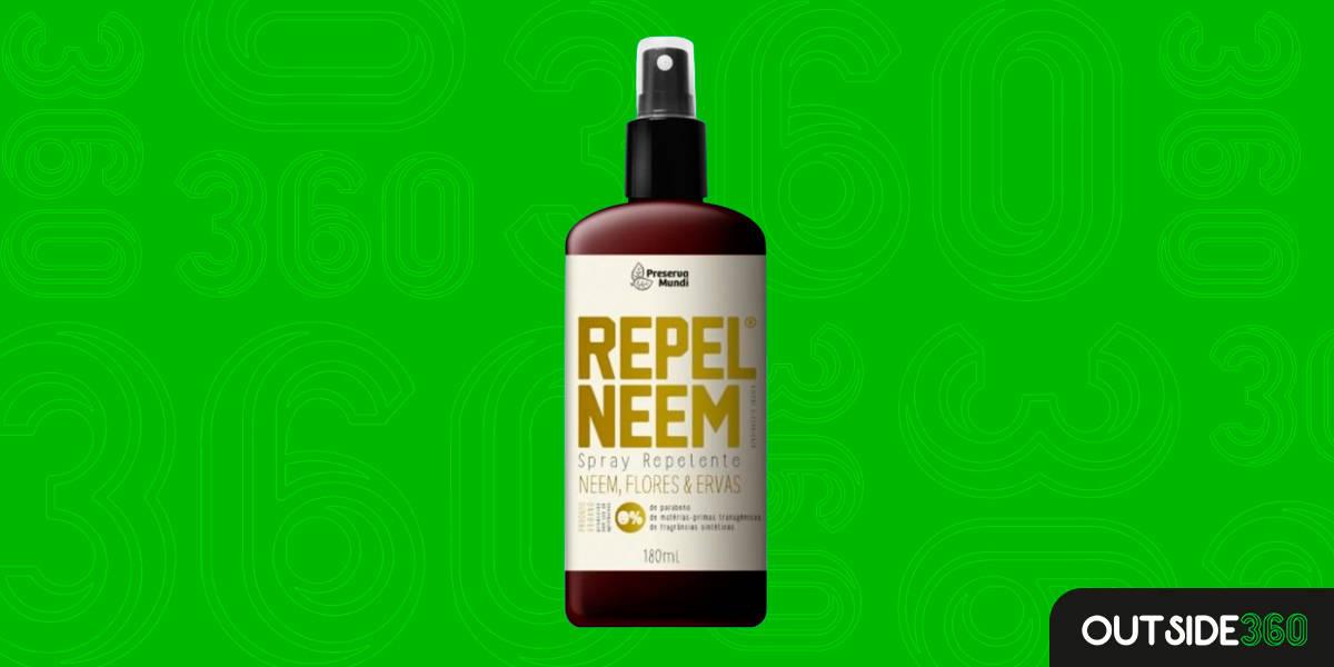 Melhor Repelente Natural