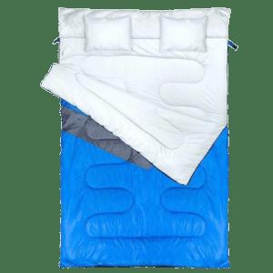 Saco de Dormir Nautika Kuple tabela