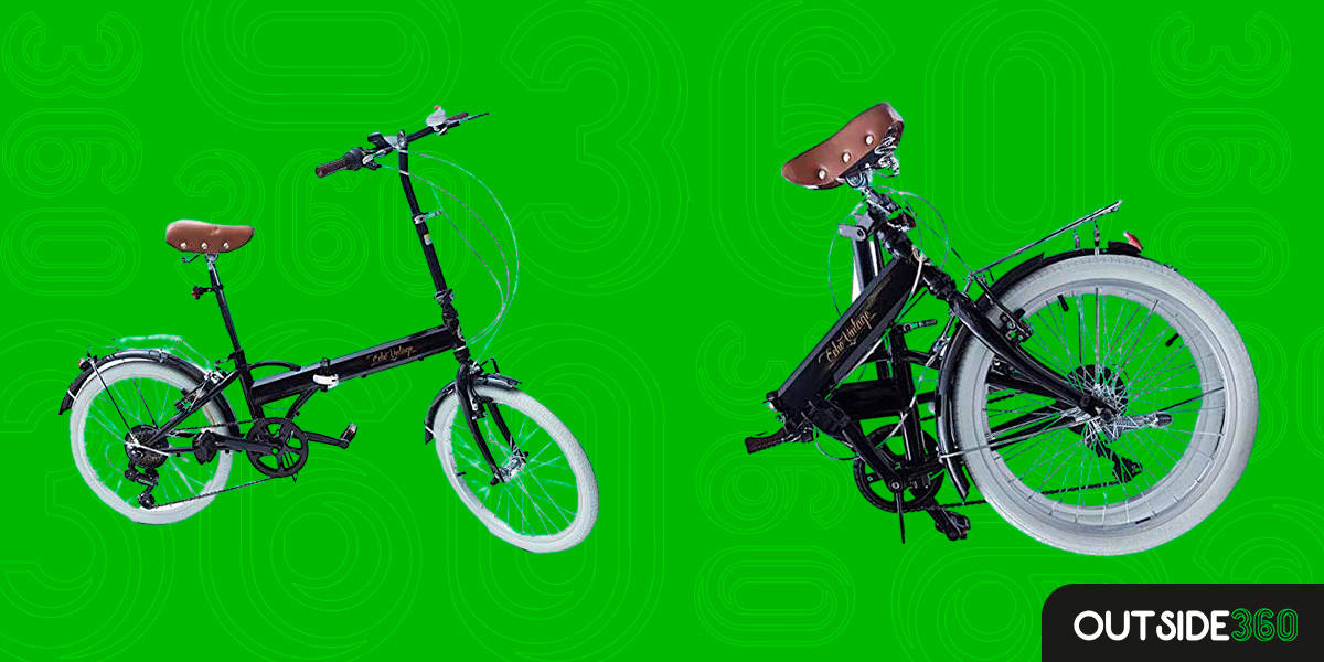 Bicicleta Dobrável Fenix