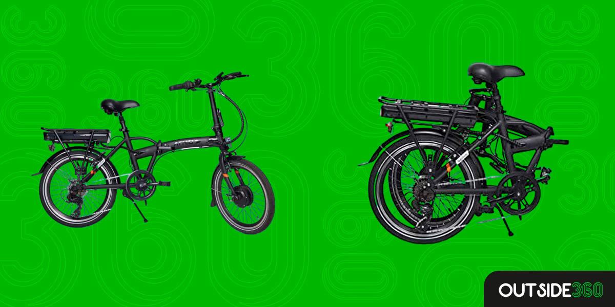 Bicicleta Elétrica Dobrável Berlim