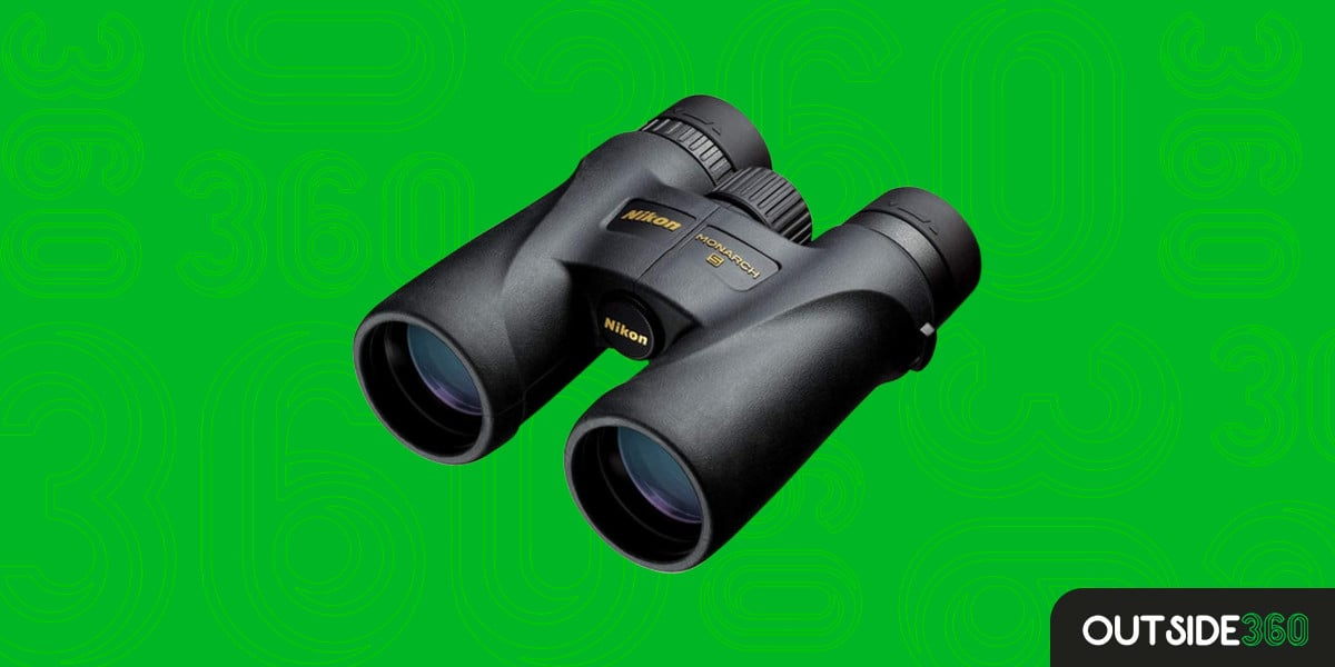 Binóculos Nikon Monarch 5 12X42