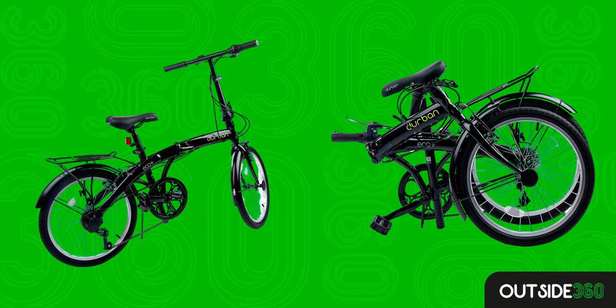 Bicicleta Durban Eco+ Dobrável