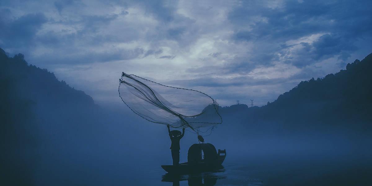 Melhores redes de pesca