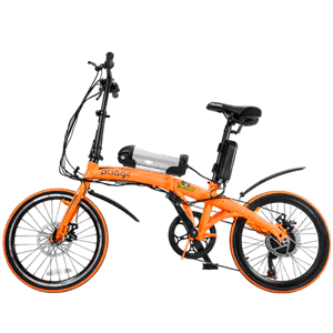 Bicicleta Dobrável Two Dogs Barata