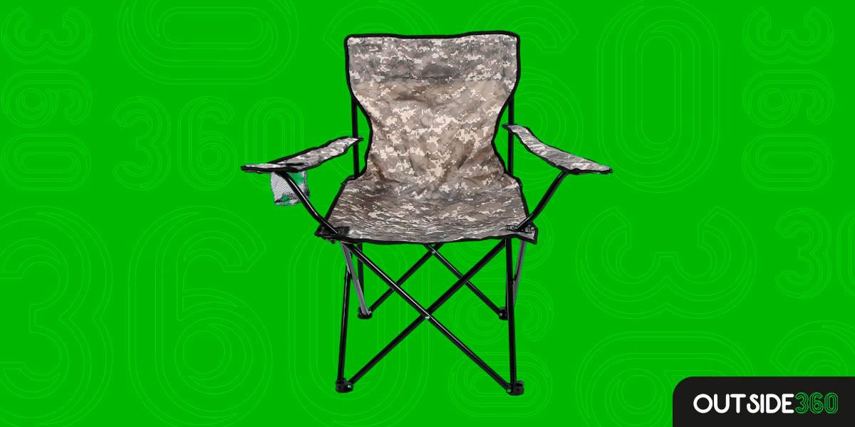 Cadeira Bel Fix Araguaia Camuflada