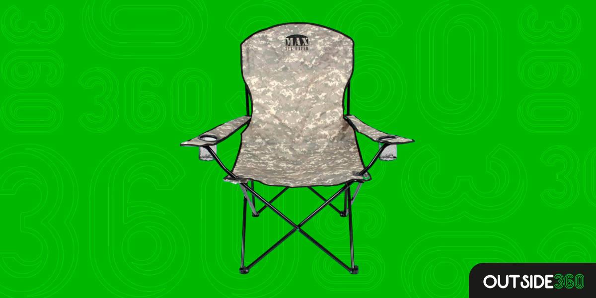 Cadeira Camping Araguaia Comfort Max