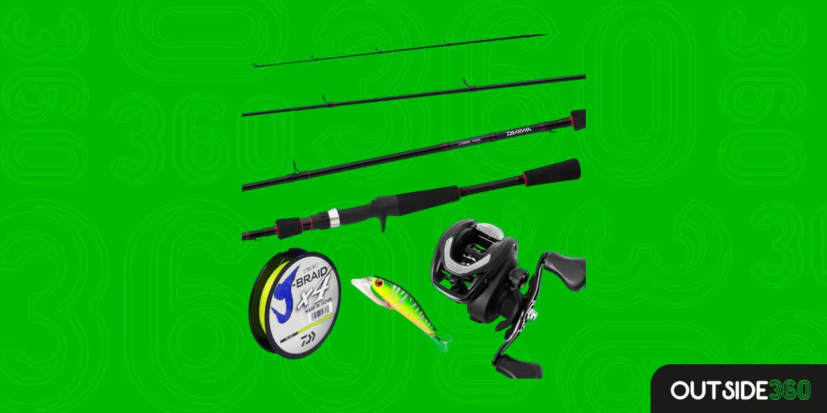 Melhor Kit de Pesca Completo