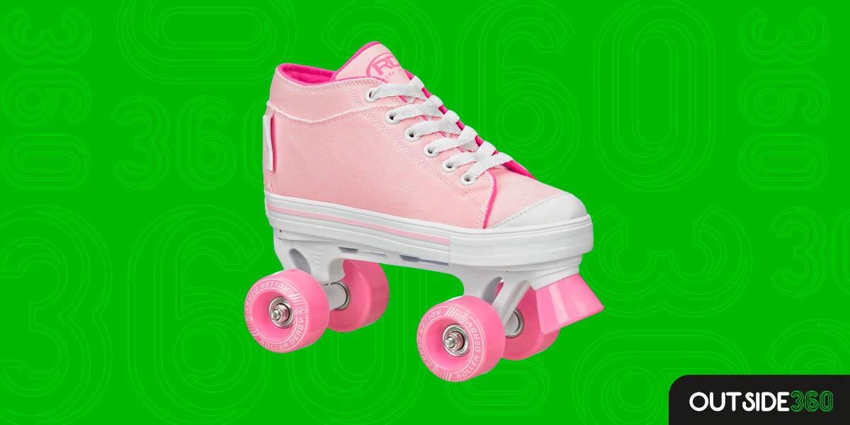 Patins Quad Roller Derby Girl F17