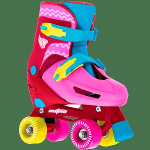 Patins Roller para Crianças Colorido