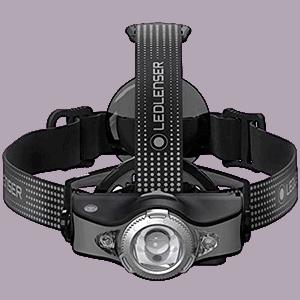 Lanterna de Cabeça Recarregável Ledlenser Mh11