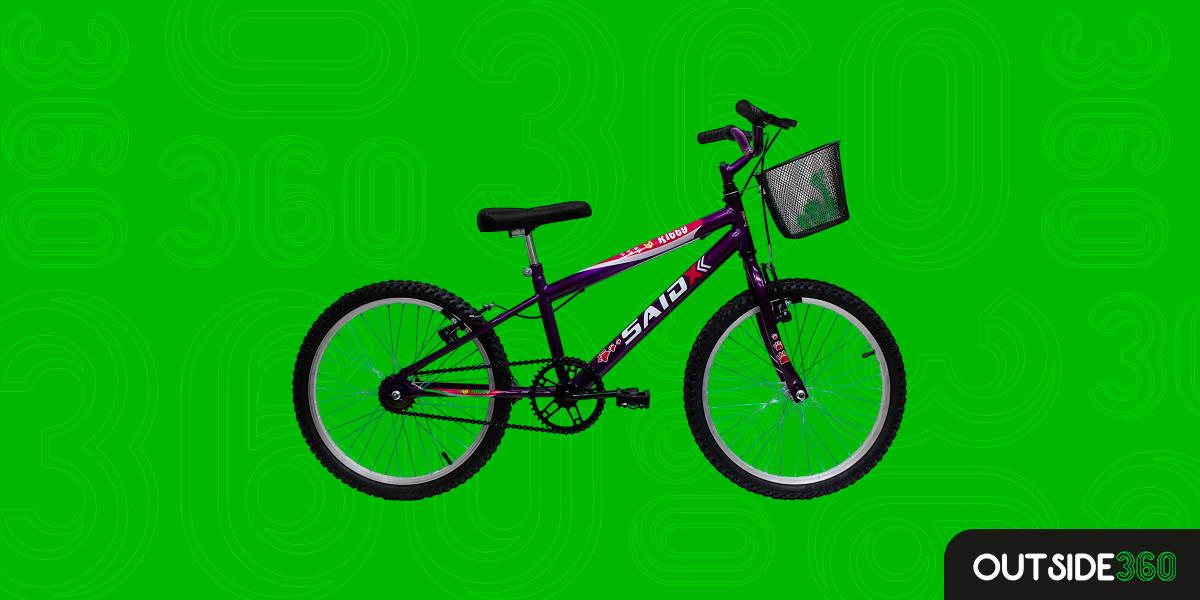 Melhor Bicicleta Aro 20 Feminina com Cestinha