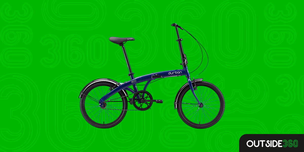 Bicicleta Aro 20 Dobrável