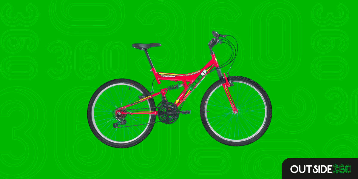 Bicicleta Aro 20 com Amortecedor
