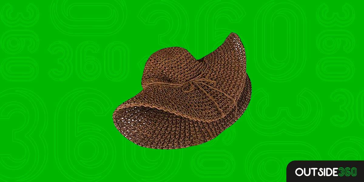 Melhor Chapéu de Praia Feminino