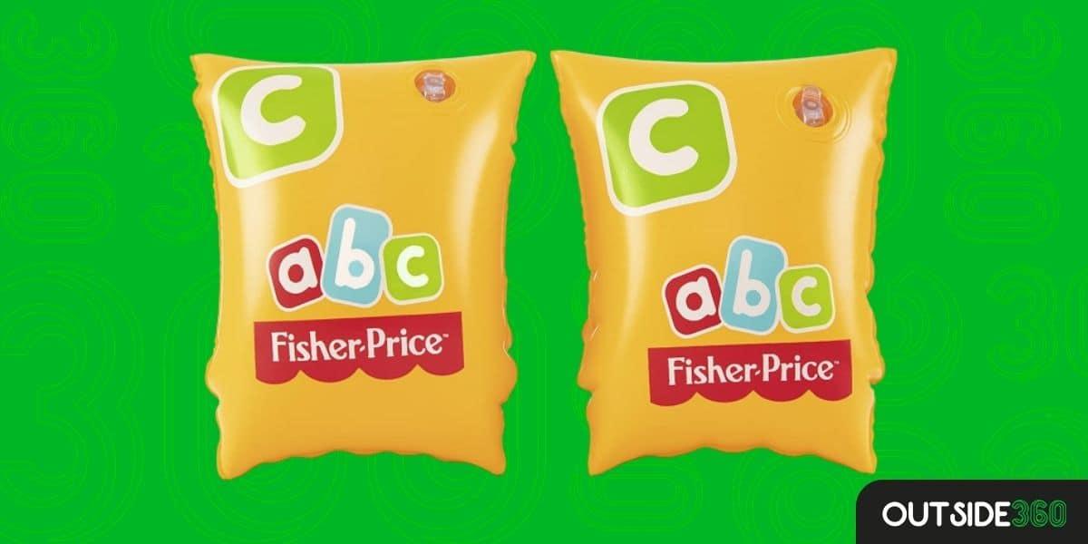 Fisher Price Boia de Braço Inflável