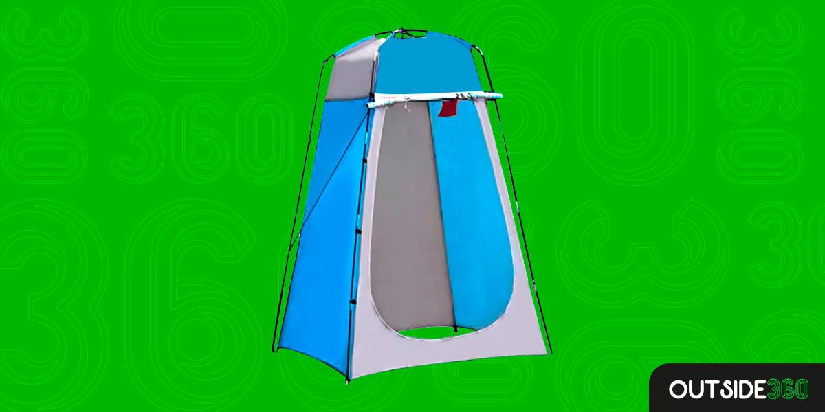 Melhor Barraca de Camping para Chuveiro
