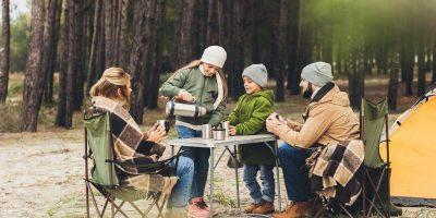 Melhores Mesas de Camping