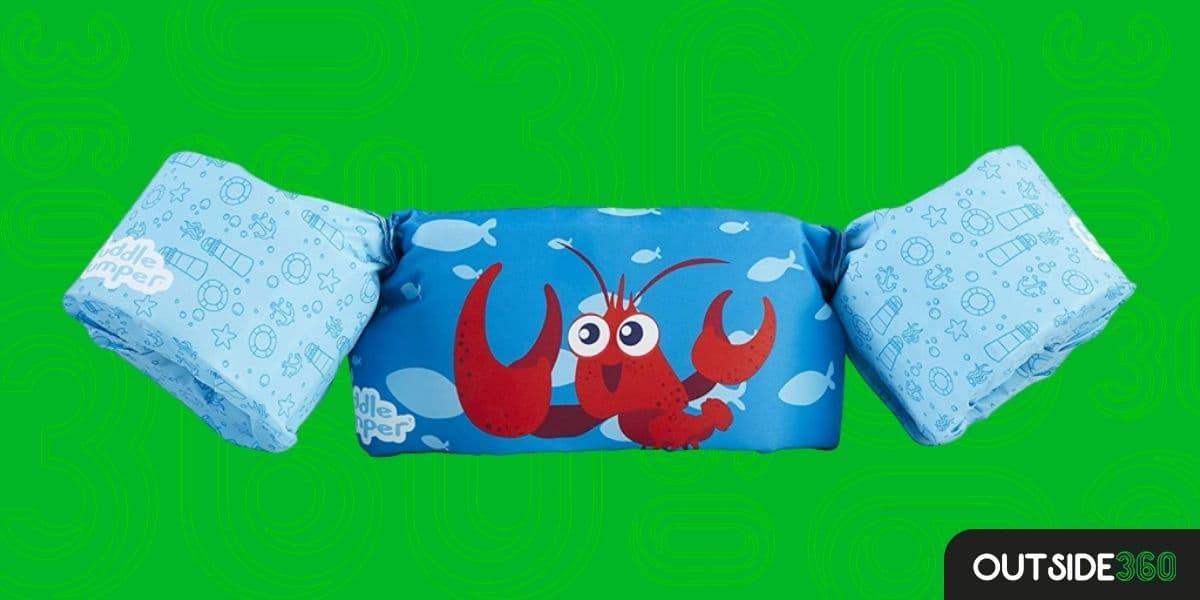 Stearns Puddle Jumper Kids Life Jacket