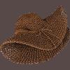 Chapéu de Palha HugeStore