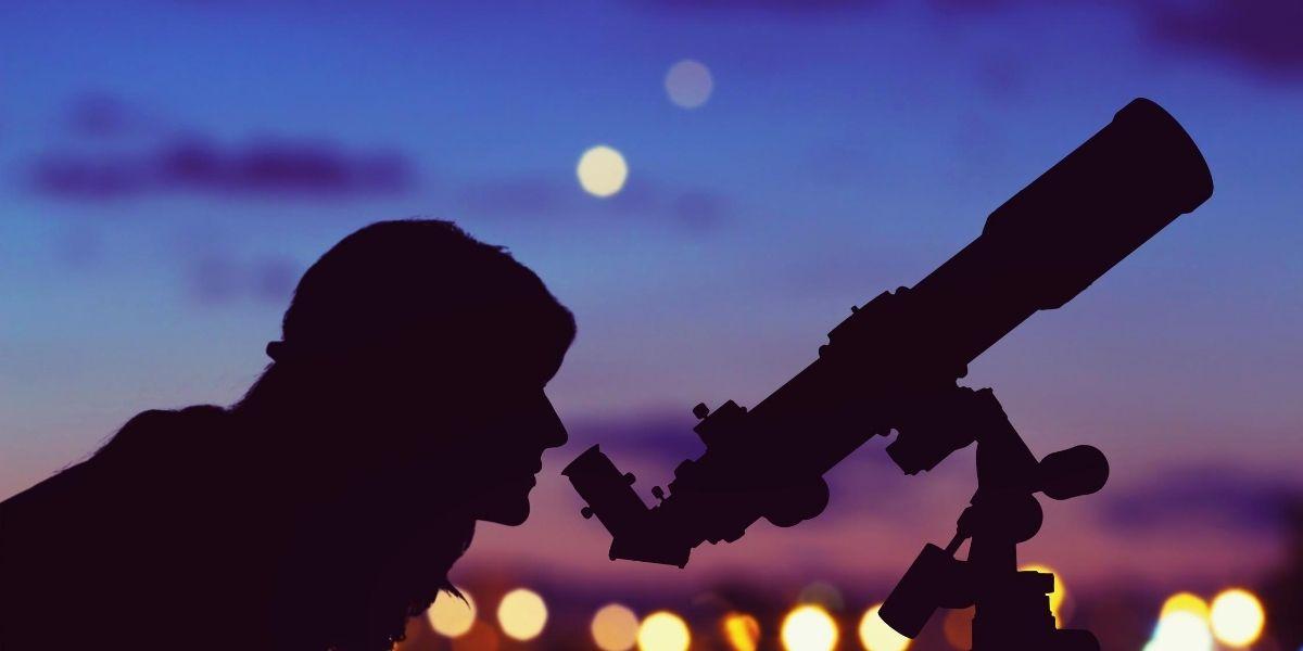 montagem dos telescópios