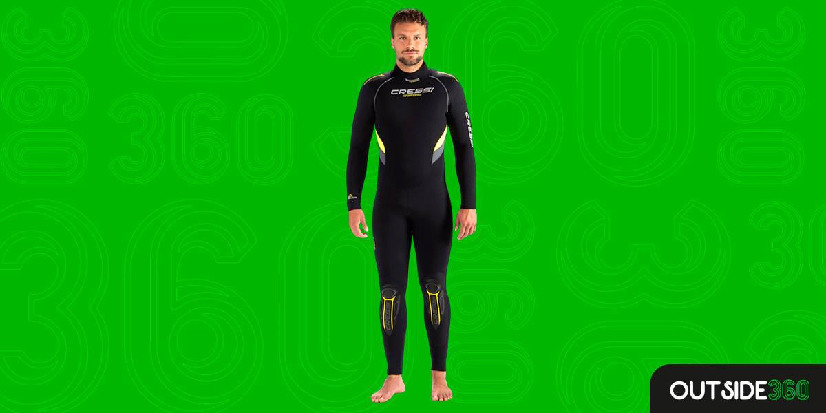 Melhor Roupa de Mergulho Masculina Custo Benefício