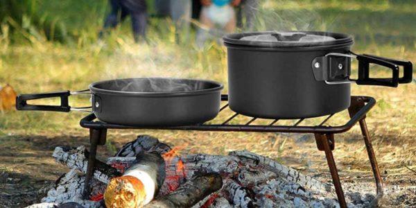 Melhores Panelas Para Camping