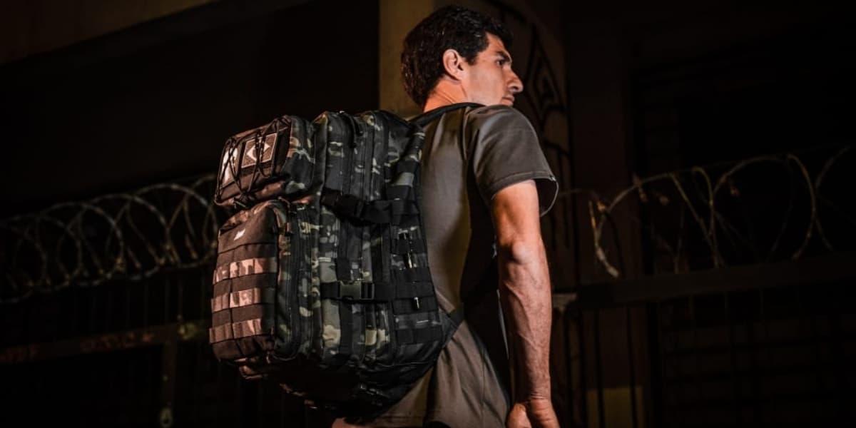 Melhores mochilas militares para comprar