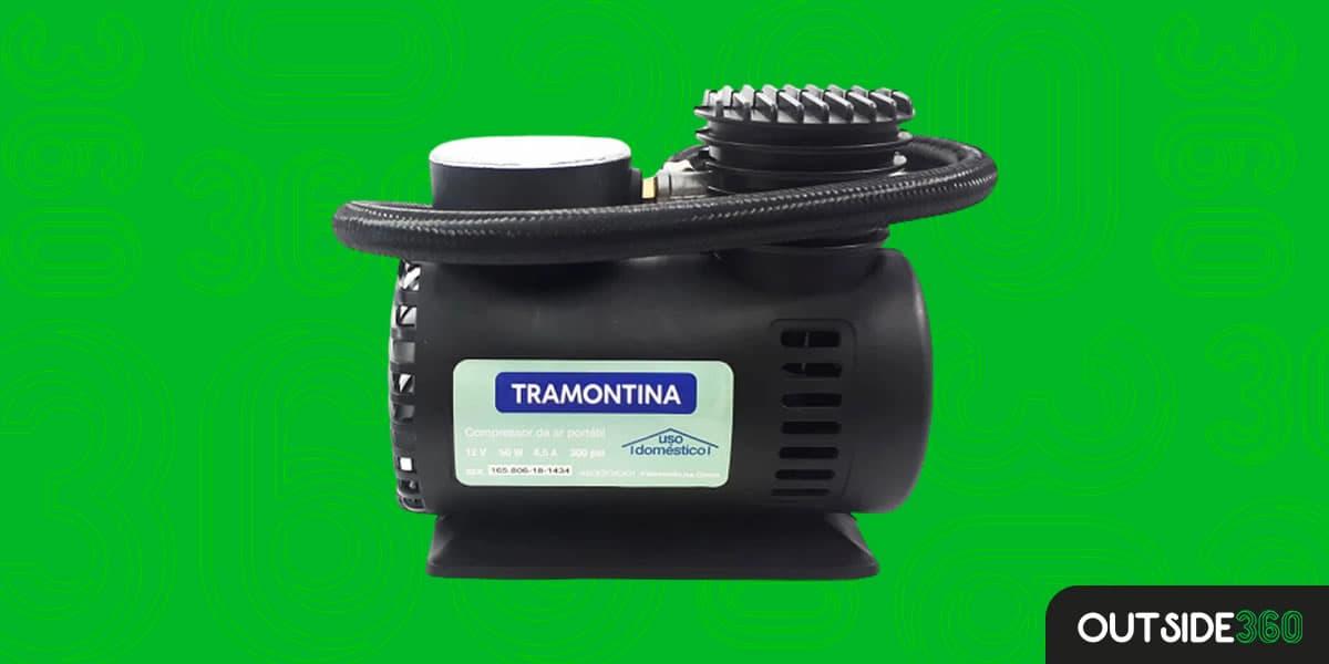 Tramontina Compressor Ar Portátil 12V