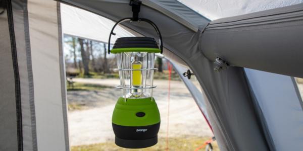 Melhores Lampiões de LED para Camping