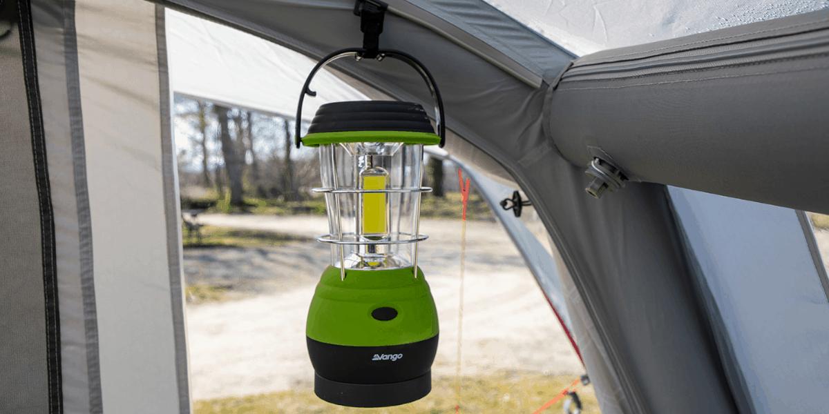melhores lampiões LED para camping