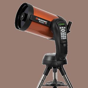 Celestron NexStar 8 SE Schmidt-Telescópio Cassegrain, Edição Especial - com kit de acessórios (luz de flash de visão noturna, mapas de céu, filtro de lua, kit de limpeza óptica)